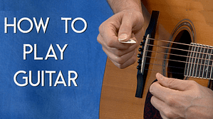Read more about the article How to Play Guitar – Learn to Play Guitar