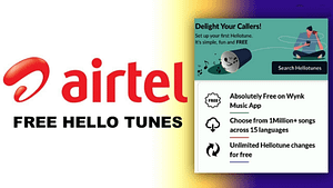 Read more about the article How To Activate/Deactivate Set Airtel Hello Tune Service