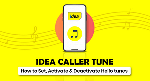 Read more about the article How To Activate/Deactivate Set Vodafone Idea Hello Tune Service