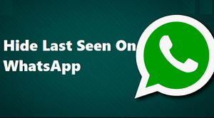 Read more about the article How To Hide Last Seen online Active Status On WhatsApp