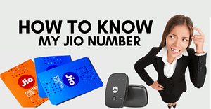 How Do We Check My Jio Number Without Using MyJio App