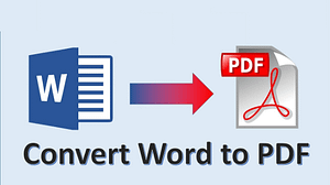 Read more about the article How To Convert Word To PDF On Computer: Simple Easy Steps